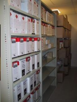 Rayonnage fixe métallique profiltol assurance - Devis sur Techni-Contact.com - 1
