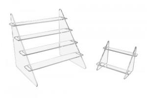 Présentoir escalier déco plexiglas - Devis sur Techni-Contact.com - 1