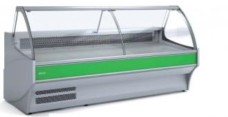 Vitrine réfrigérée avec vitre relevable - Devis sur Techni-Contact.com - 1