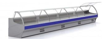 Vitrine réfrigérée avec vitre relevable - Devis sur Techni-Contact.com - 2