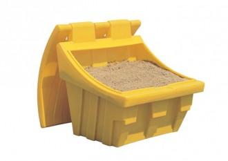 Coffre de stockage sel et sable - Devis sur Techni-Contact.com - 1