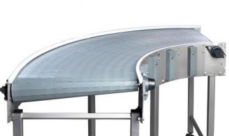 Convoyeur courbe standard - Devis sur Techni-Contact.com - 1