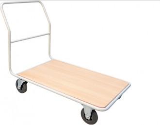 Chariot de transport acier - Devis sur Techni-Contact.com - 1