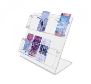 Présentoir comptoir plexiglas 50 x 50 cm - Devis sur Techni-Contact.com - 1