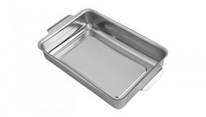 Plat en inox pour cuisine 30 x 21 - Devis sur Techni-Contact.com - 1