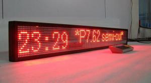 Journal lumineux LED à messages variables - Devis sur Techni-Contact.com - 1