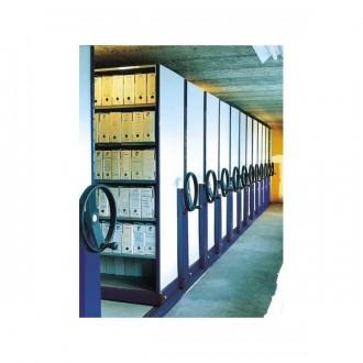 Rayonnage mobile tubulaire archives - Devis sur Techni-Contact.com - 1