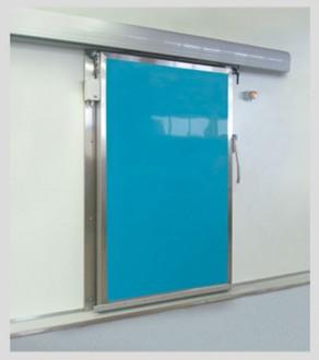 Porte isotherme coulissante pour chambre froide - Devis sur Techni-Contact.com - 3