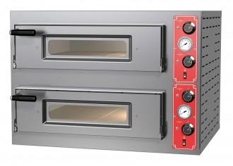 Four pizza électrique en acier inox - Devis sur Techni-Contact.com - 2