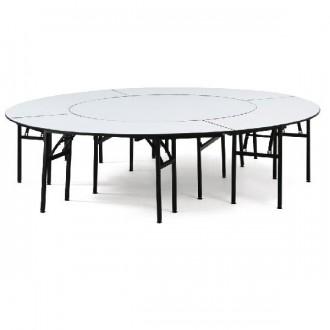 Table demi-lune pliante de réunion - Devis sur Techni-Contact.com - 2