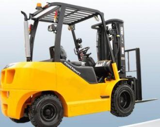Chariot élévateur diesel tout terrain - Devis sur Techni-Contact.com - 1