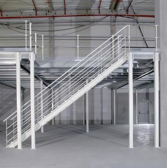 Plateforme mezzanine de stockage - Devis sur Techni-Contact.com - 3