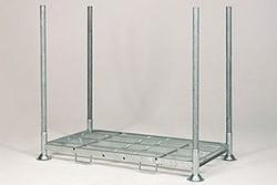 Rack stockage mobile double - Devis sur Techni-Contact.com - 1