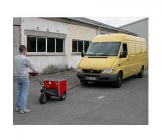 Timon tireur pousseur motorisé - Devis sur Techni-Contact.com - 3