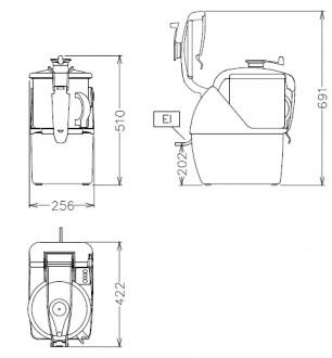 Cutter-mélangeur 7 litres - Devis sur Techni-Contact.com - 2