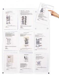 Panneaux d'affichage en altuglas - Devis sur Techni-Contact.com - 1