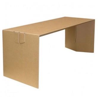 Bureau en carton - Devis sur Techni-Contact.com - 2