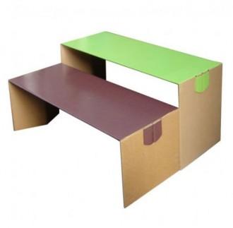 Bureau en carton - Devis sur Techni-Contact.com - 3