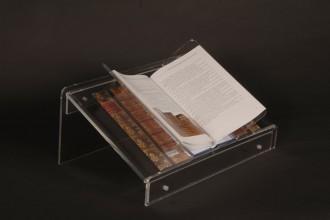 Lutrin antivol couché pour livre A5 et A4 - Devis sur Techni-Contact.com - 1
