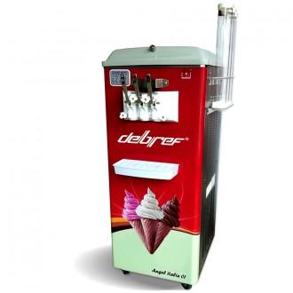Machine à glace Italienne à double compresseurs - Devis sur Techni-Contact.com - 1