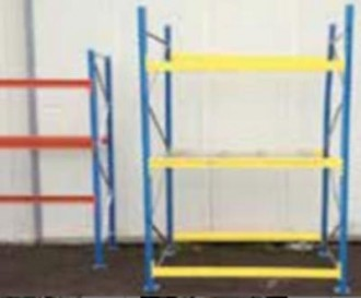 Rayonnage semi-lourd industriel - Devis sur Techni-Contact.com - 1