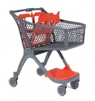 Chariot pour magasin - Devis sur Techni-Contact.com - 2