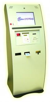 Borne Tactile avec rendu monnaie - Devis sur Techni-Contact.com - 1