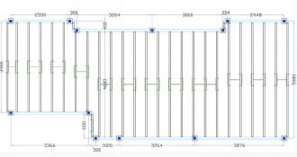 Plateforme de stockage 4000 kg par m² - Devis sur Techni-Contact.com - 2