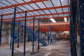 Plateforme de stockage 4000 kg par m² - Devis sur Techni-Contact.com - 5