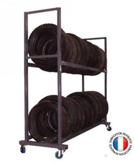 Rack de stockage pneumatique - Devis sur Techni-Contact.com - 1