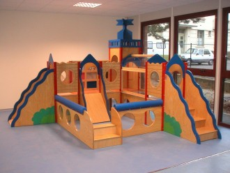 Mobilier et jouets petite enfance - Devis sur Techni-Contact.com - 1