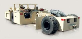 Tracteur pour mine souterraine - Devis sur Techni-Contact.com - 1