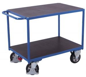 Chariot à plateaux pour charges lourdes - Devis sur Techni-Contact.com - 2