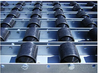 Rails à galets polyamide - Devis sur Techni-Contact.com - 2