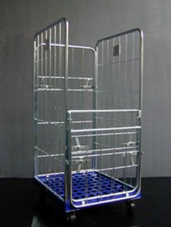 Chariot roll base plastique - Devis sur Techni-Contact.com - 2