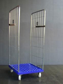 Chariot roll base plastique - Devis sur Techni-Contact.com - 3