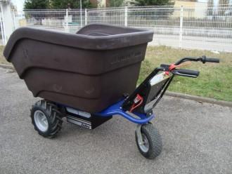 Plateaux pour transport de chariot - Devis sur Techni-Contact.com - 1