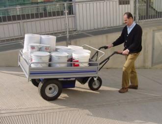 Plateaux pour transport de chariot - Devis sur Techni-Contact.com - 3