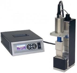 Agrafeuse à ultrasons pour plastique - Devis sur Techni-Contact.com - 1