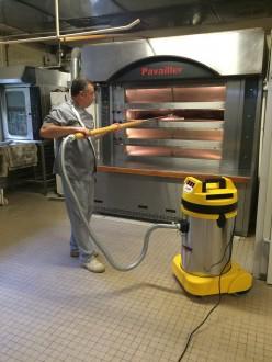 Aspirateur professionnel boulangerie - Devis sur Techni-Contact.com - 2