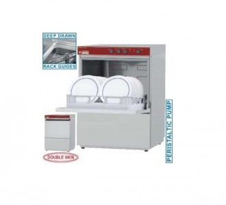 Lave vaisselle panier 500x500 mm - Devis sur Techni-Contact.com - 1
