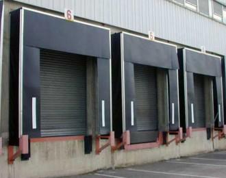Sas de quai pour entrepot frigorifique - Devis sur Techni-Contact.com - 1