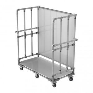 Chariot roll structure en aluminium - Devis sur Techni-Contact.com - 1