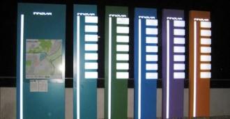 Totem de communication extérieur - Devis sur Techni-Contact.com - 3