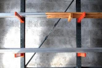 Cantilever extérieur stockage horizontal - Devis sur Techni-Contact.com - 2