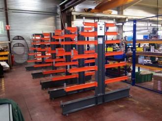 Cantilever extérieur stockage horizontal - Devis sur Techni-Contact.com - 4