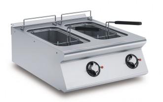 Friteuse électrique 2 paniers - Devis sur Techni-Contact.com - 1