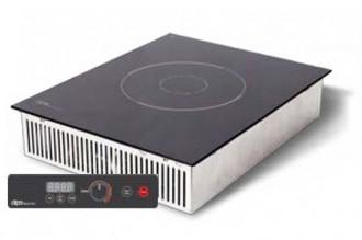Plaque à induction monofoyer commande déportée - Devis sur Techni-Contact.com - 1