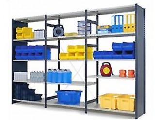 Rayonnage industriel peint - Devis sur Techni-Contact.com - 1
