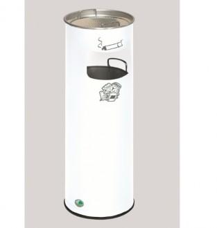 Cendrier acier - Devis sur Techni-Contact.com - 1